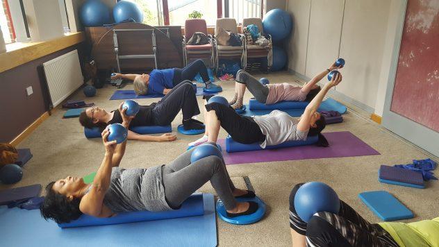Pilates at Holisticalm